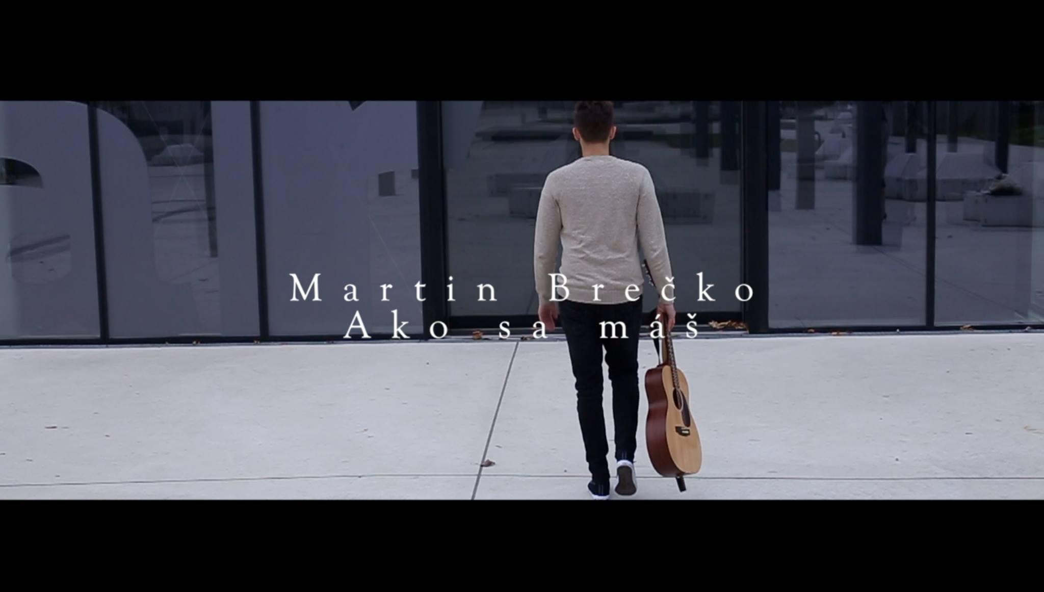 Martin Brečko – Ako sa máš (Official music video)