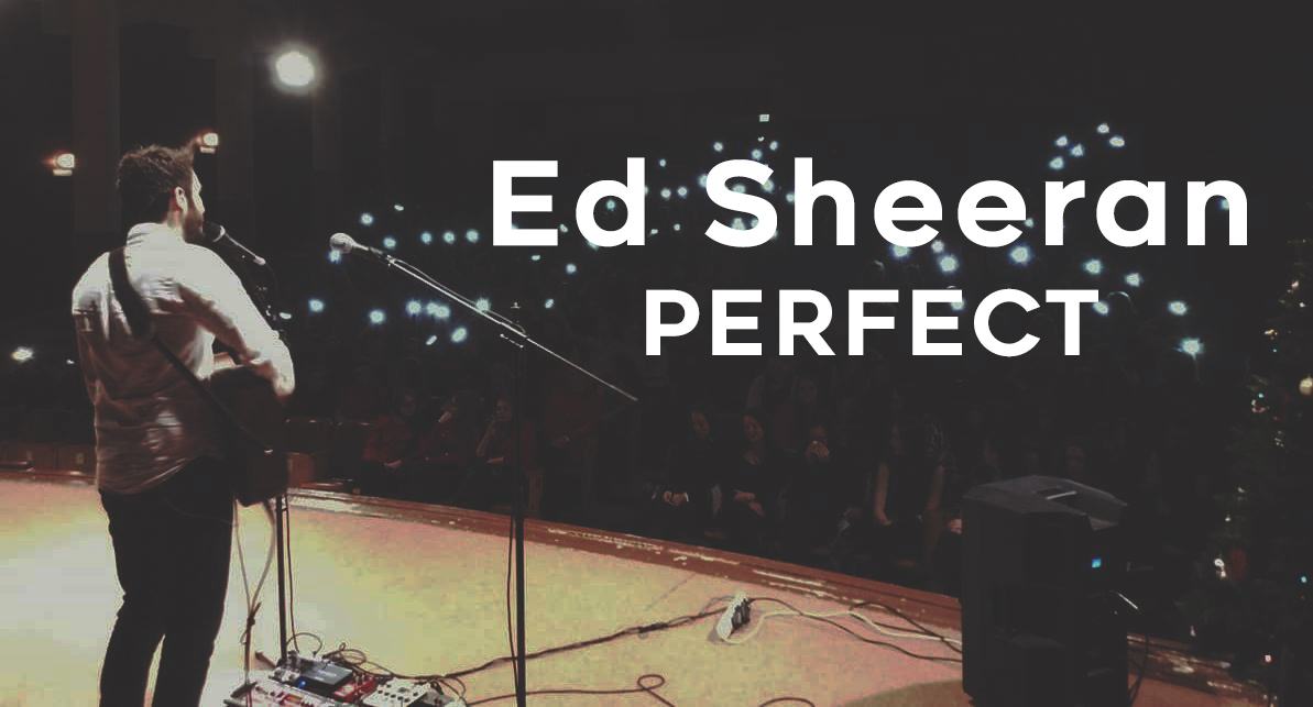 Martin Brečko – Perfect (Ed Sheeran COVER)