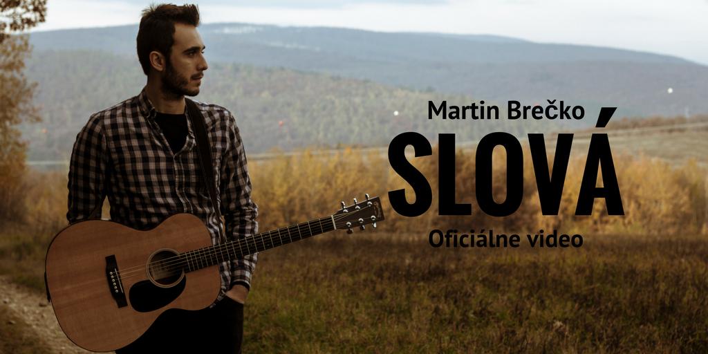 Martin Brečko – Slová ( Official Video)