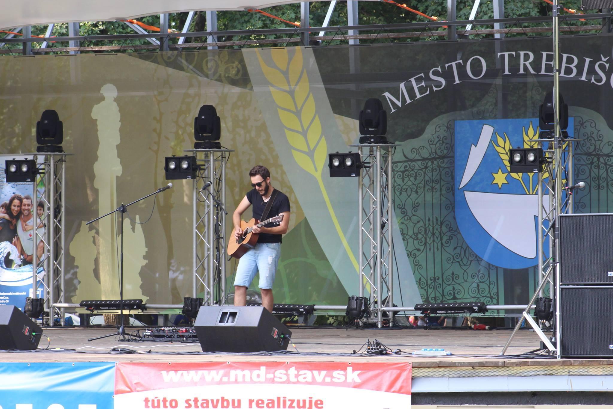Martin Brečko – Keď ťa nájdem (Dni mesta Trebišov 2017)