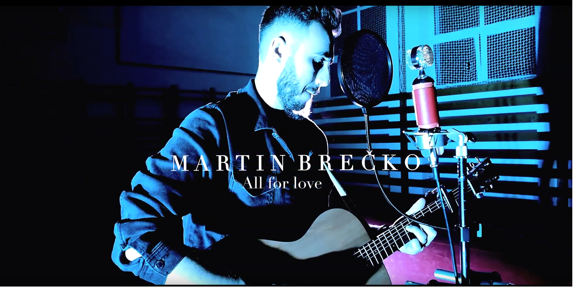 Martin Brečko All for love (Bryan Adams Rod Stewart & Sting