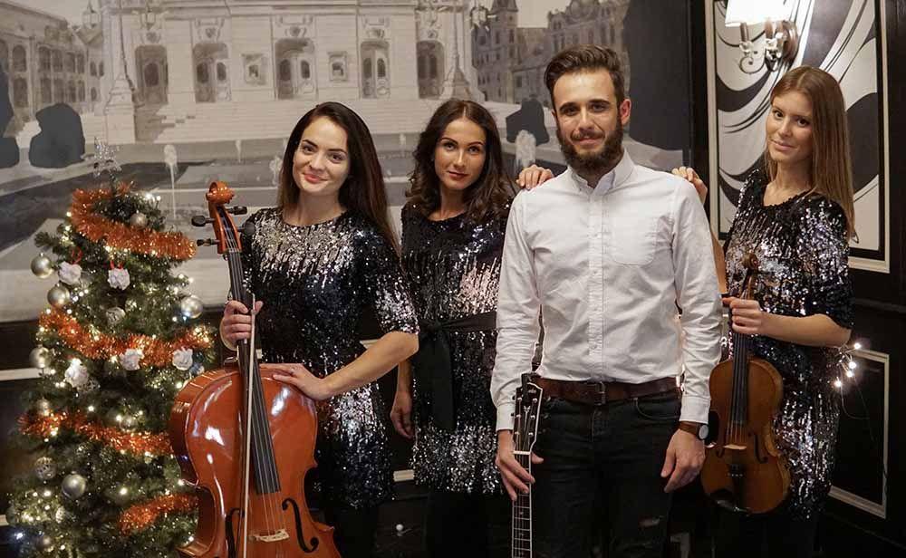Martin Brečko & Muse trio prinášajú Vianočné znamenie (via music ZONE)