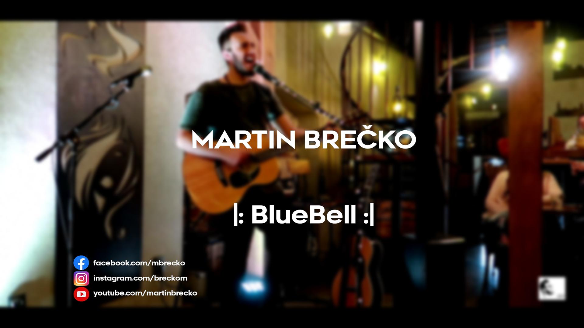 Martin Brečko – Koncert /Live in Blue Bell/