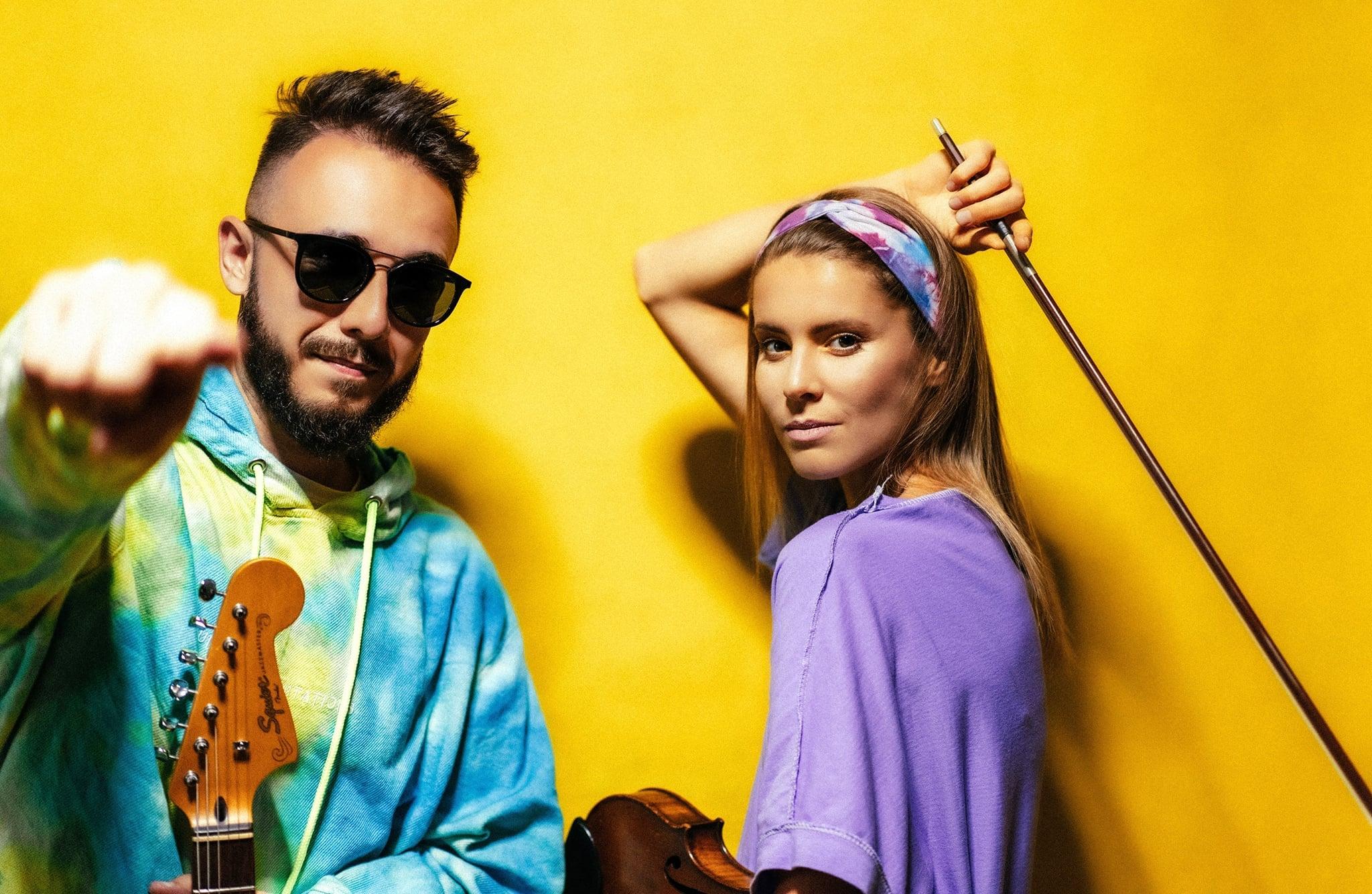Martin Brečko & Victoria Linnen – Dance Monkey