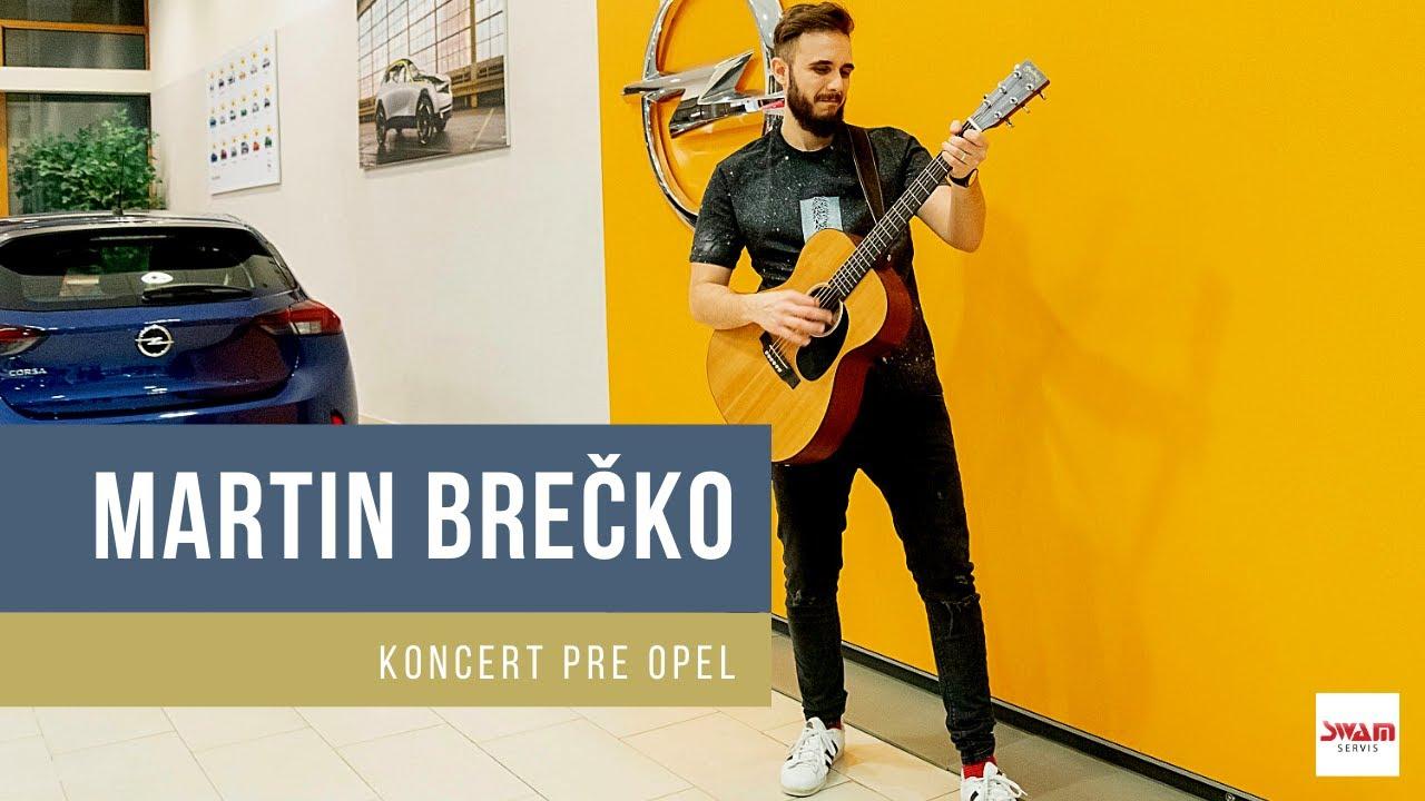 Martin Brečko – Online koncert 2021